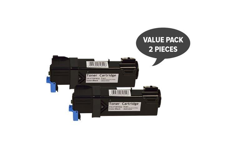 CT201632 CP305 Black Generic Toner Cartridge (Two Pack)