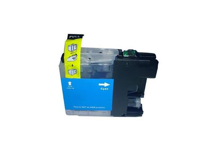 LC133 Cyan Compatible Inkjet Cartridge