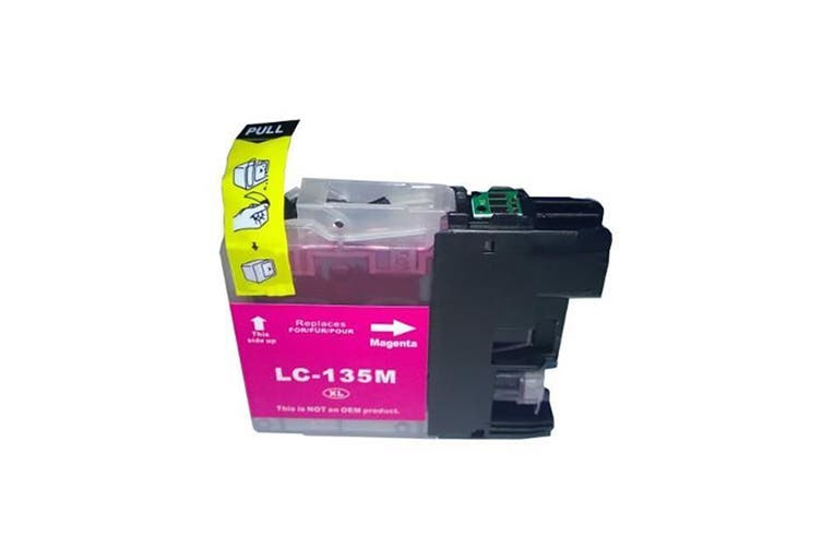 LC135XL Magenta Compatible Inkjet Cartridge