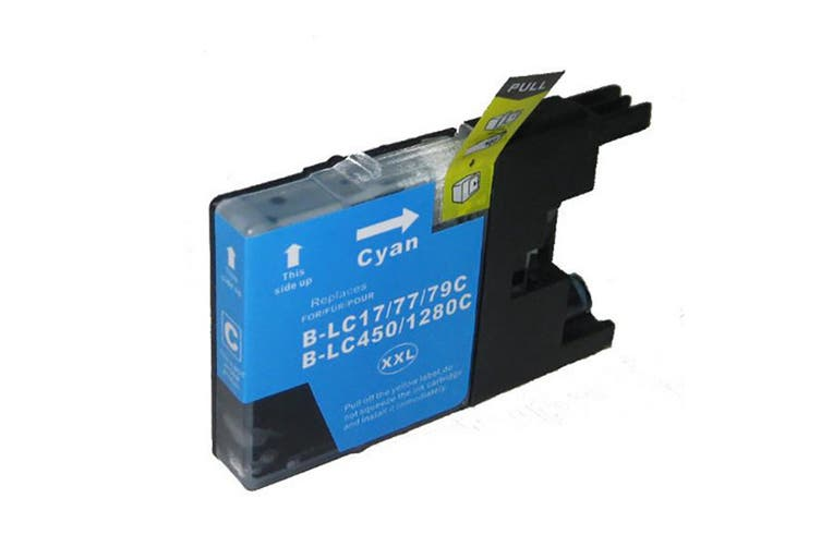 LC77XL Cyan Compatible Inkjet Cartridge