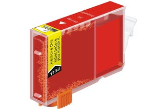 BCI-6 Red Compatible Inkjet Cartridge