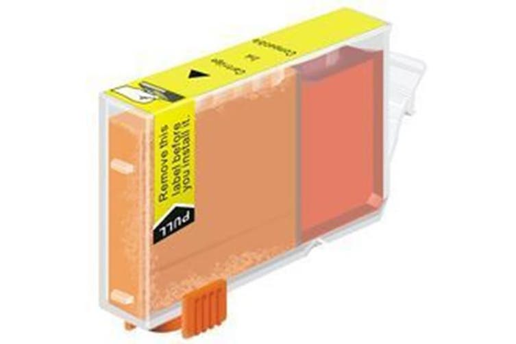 CLI-521 Yellow Compatible Inkjet Cartridge