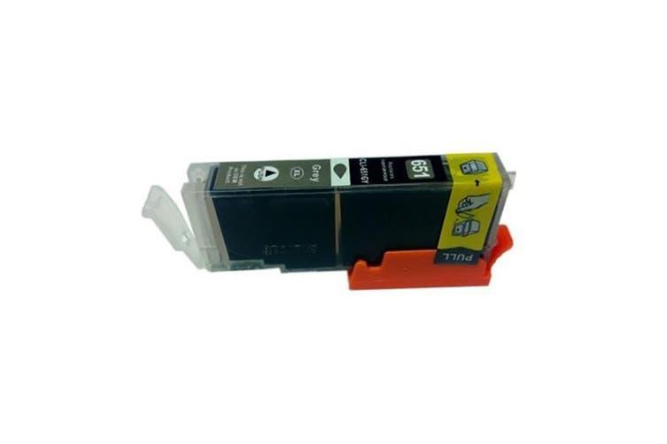 CLI-651XL Grey Compatible Inkjet Cartridge