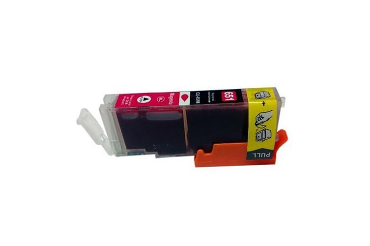 CLI-651XL Magenta Compatible Inkjet Cartridge