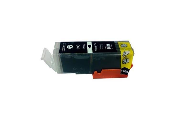PGI-650XL Black Compatible Cartridge