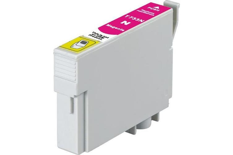 73N / T0733 Pigment Magenta Compatible Inkjet Cartridge