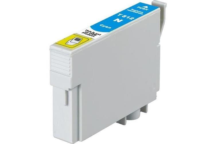 81N Cyan  Compatible Inkjet Cartridge