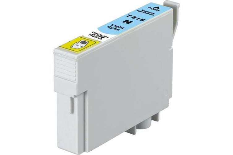 81N Light Cyan  Compatible Inkjet Cartridge