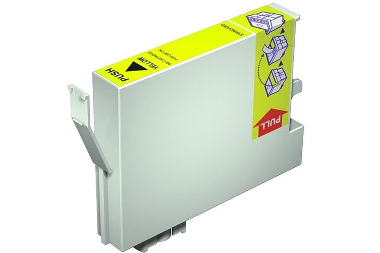 T0474 Yellow Compatible Inkjet Cartridge