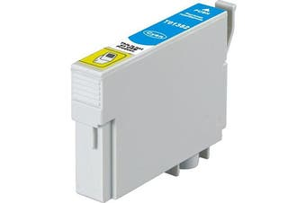 T1382 (138) Pigment Cyan Compatible Inkjet Cartridge