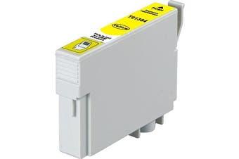 T1384 (138) Pigment Yellow Compatible Inkjet Cartridge