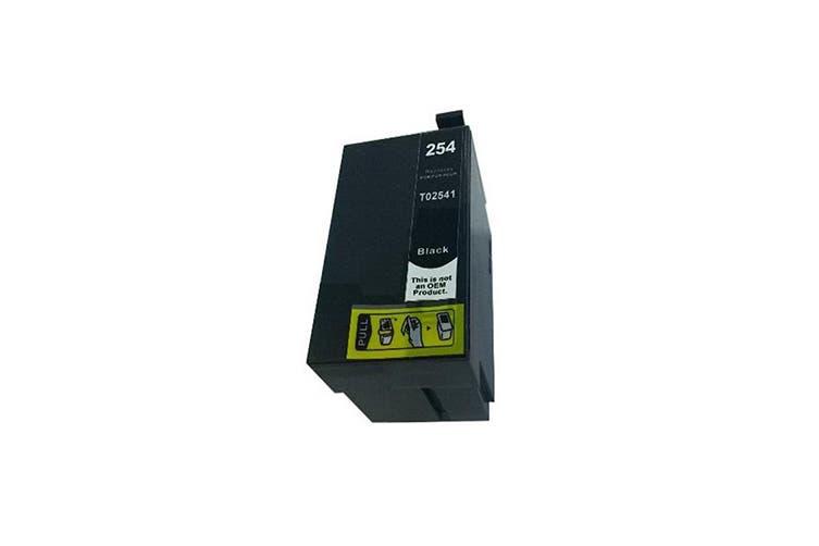 254XL Black Premium Compatible Inkjet Cartridge