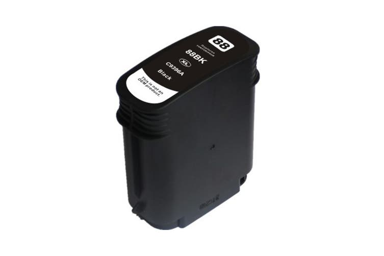 88XL Bk C9396A Compatible Inkjet Cartridge