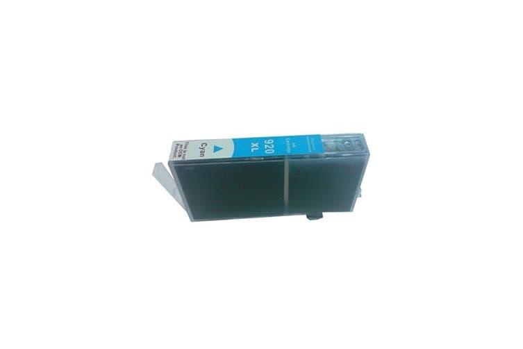 920XL Cyan Compatible Inkjet Cartridge