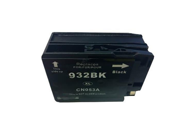 932XL Black Compatible Cartridge