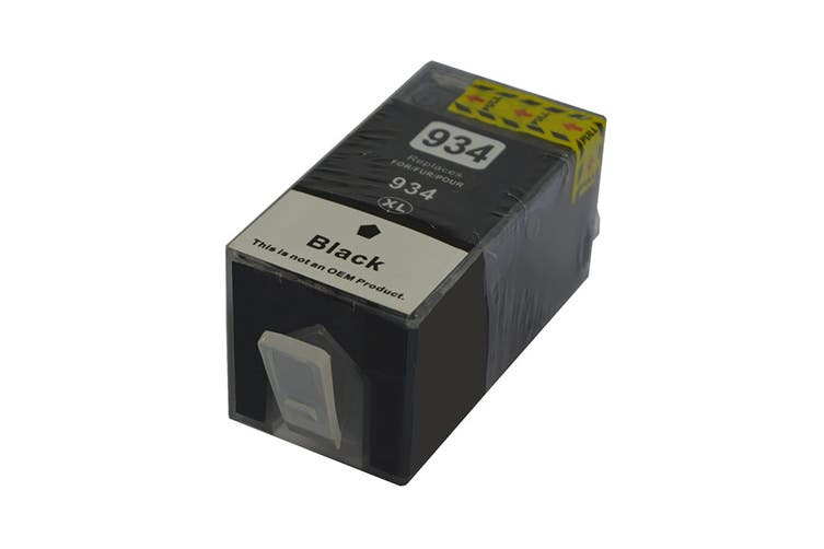 934XL C2P23AA Black Compatible Inkjet Cartridge