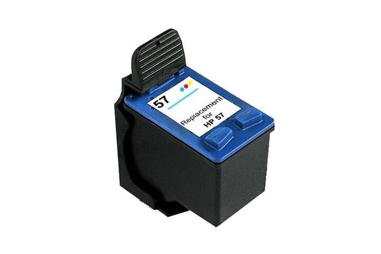 C6657 #57 Remanufactured Inkjet Cartridge