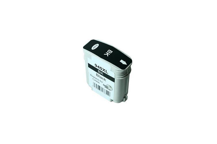 940XL Remanufactured Black Cartridge