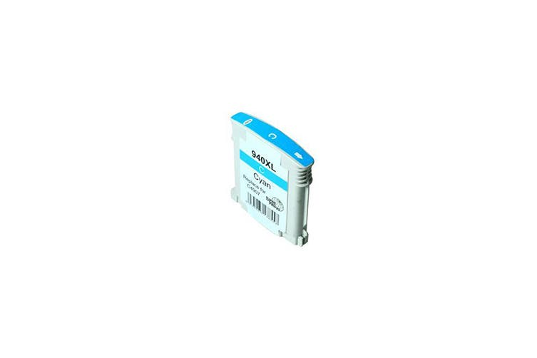 940XL Remanufactured Cyan Cartridge