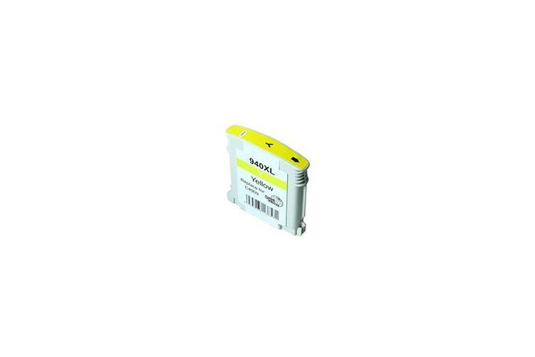 940XL Remanufactured Yellow Cartridge
