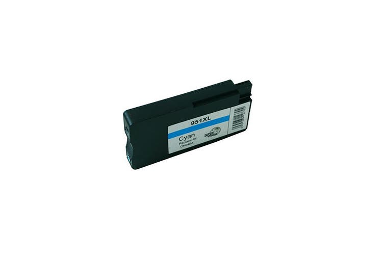 Remanufactured HP 951XL Cyan Cartridge