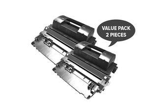CC364A #64A Premium Generic Toner (Two Pack)