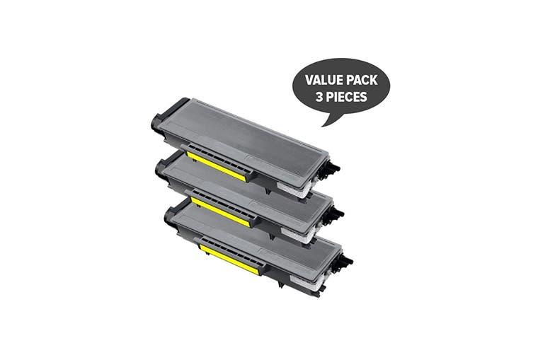 TN-3290 TN-3185 Premium Generic Toner (Three Pack)