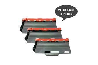 TN-3340 Premium Generic Laser Cartridge (Three Pack)