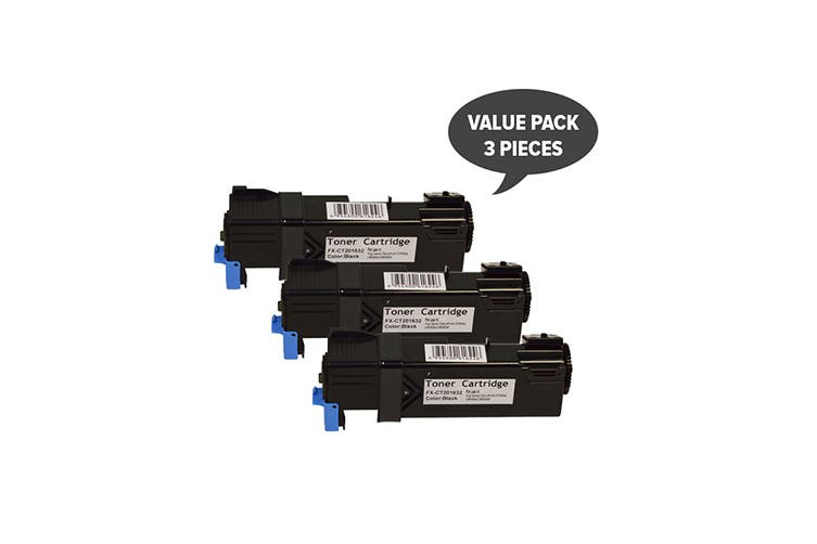 CT201591 CP105/205 Premium Generic Black Toner (Three Pack)