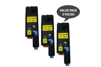 CT201594 CP105/205 Premium Generic Yellow Toner (Three Pack)