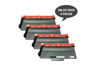 TN-3340 Premium Generic Laser Cartridge (Four Pack)