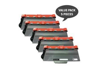TN-3340 Premium Generic Laser Cartridge (Five Pack)