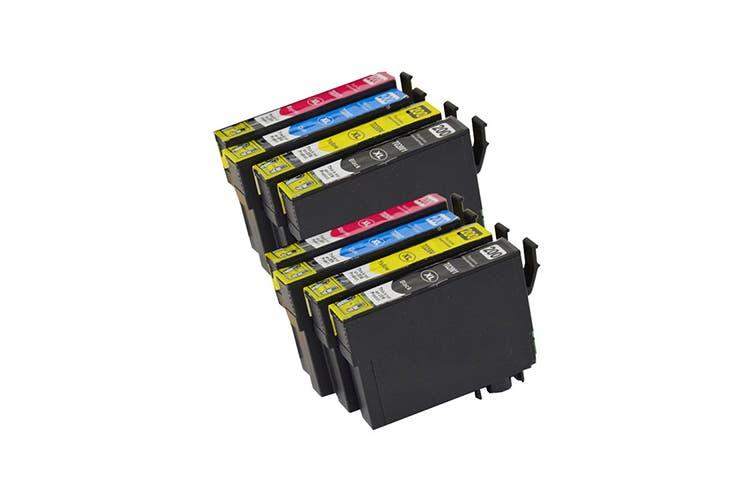 200XL Premium Compatible Colour Inkjet Set (Two Pack)