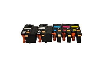 CP105/205 Premium Generic Toner Set with Extra Black