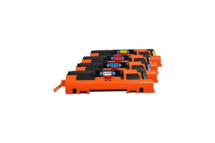 Q3960A C9700A Series Generic Toner Set