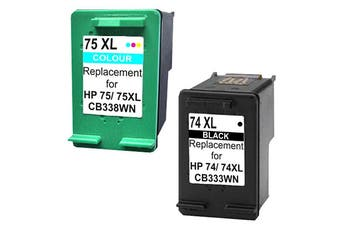 74XL Compatible Inkjet Cartridge Set