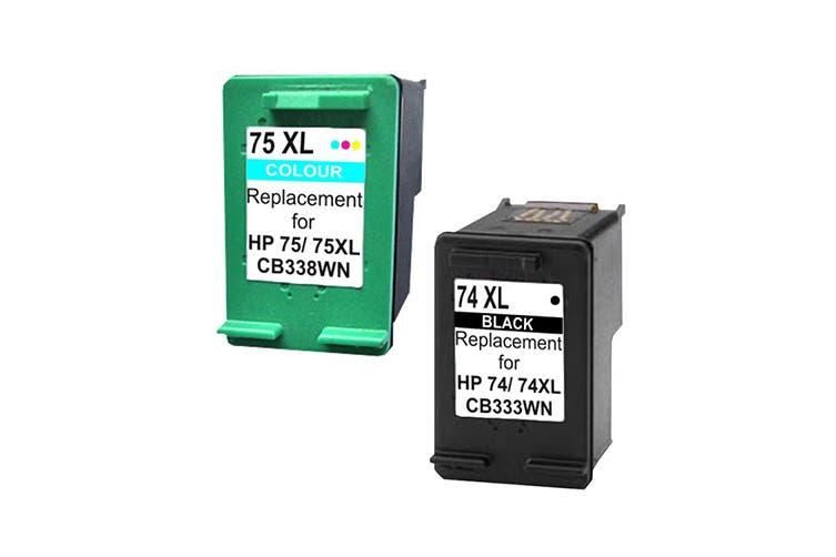 74XL Compatible Inkjet Cartridge Set