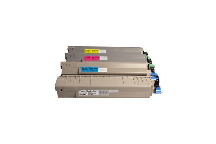 C8600 Premium Generic Colour Toner Set
