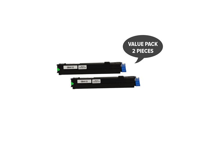 43979103 Generic Toner Cartridges (Two Pack)