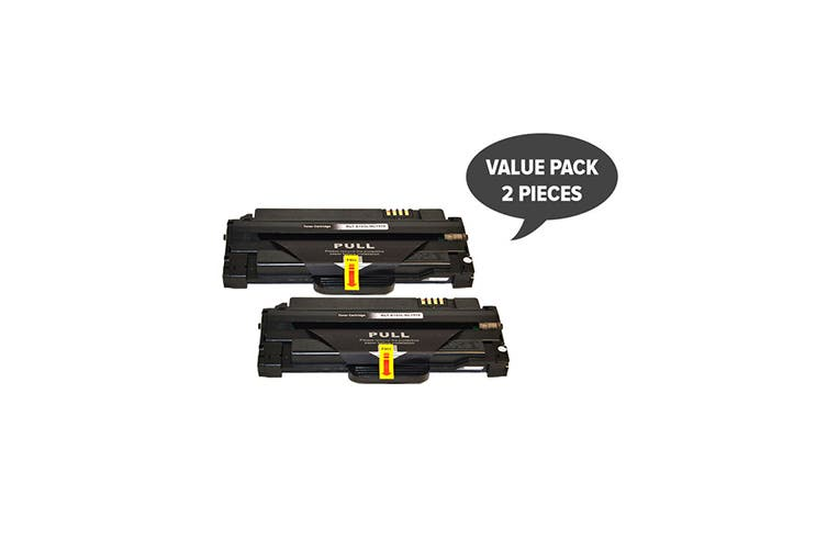 MLT-D105L Generic Toner (Two Pack)