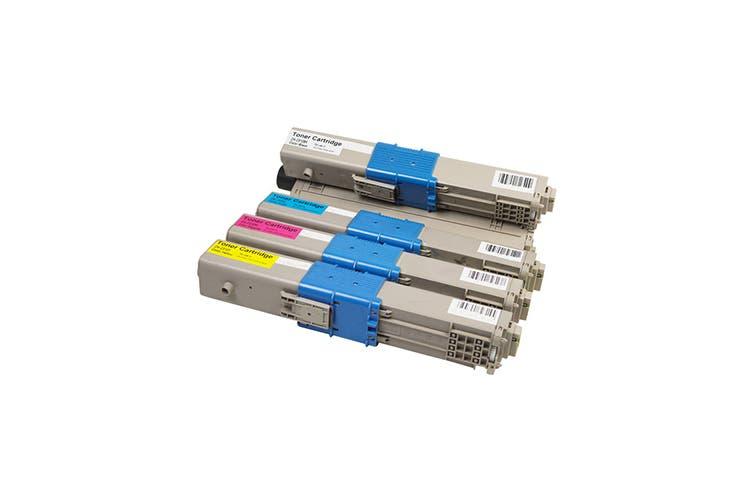 C510 Premium Generic Colour Toner Set