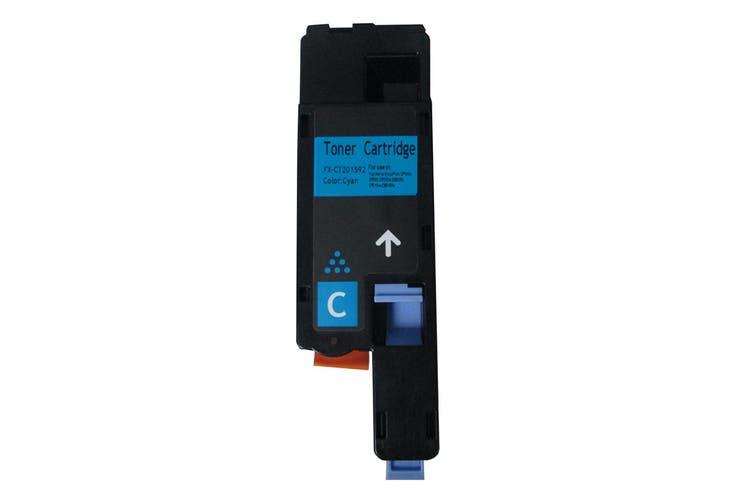 CT201592 CP105/205 Premium Generic Cyan Toner