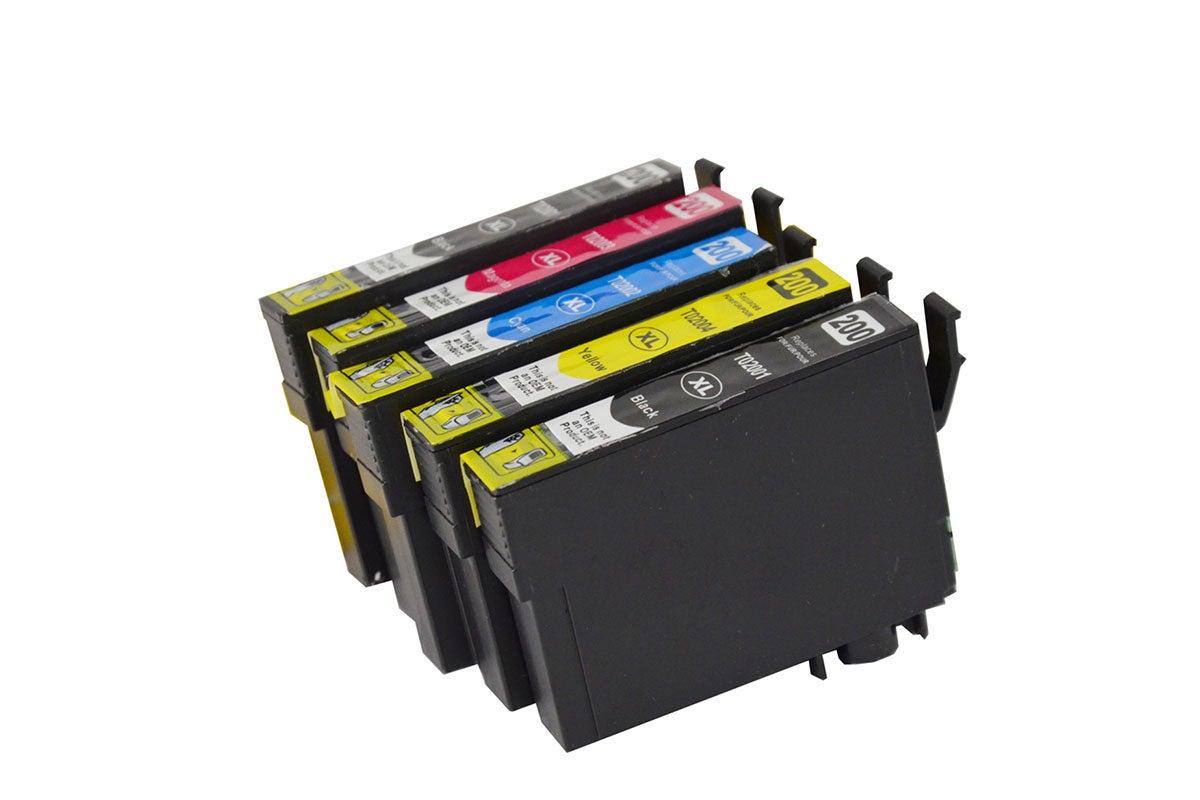200XL Premium Compatible Colour Inkjet Set Of 5