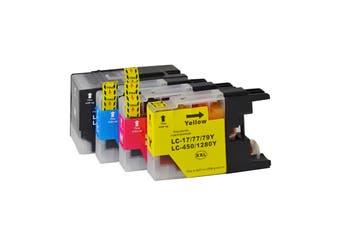 LC-77XL Compatible Inkjet Cartridges Set