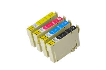 133 Compatible Pigment Series Inkjet Set 4 Cartridges