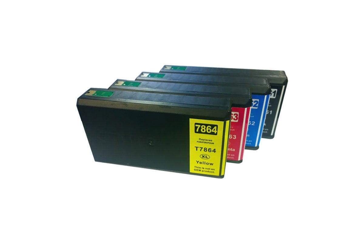 786XL Premium Pigment Generic Inkjet Set
