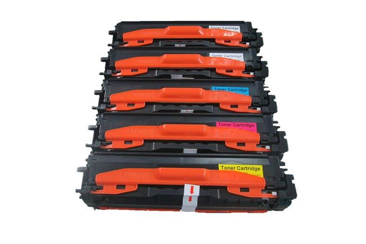 CLT-C504 Premium Generic Colour Toner Set