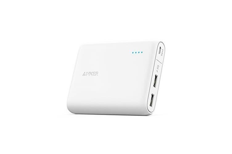 Anker PowerCore 10400mAh Power Bank A1214H21 (White)