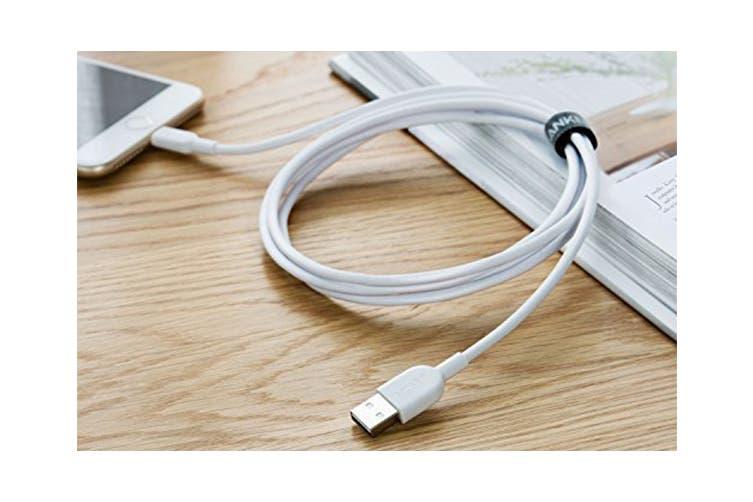 Anker PowerLine II Lightning 1.8m A8433H21 (White)