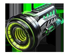 Freewheel Weapon Gravity Trap